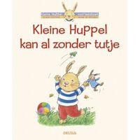 Deltas voorleesboek Kleine Huppel kan al zonder tutje 21 cm
