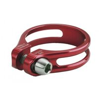 Mighty Zadelpenklem SC-Slti 34,9 mm rood