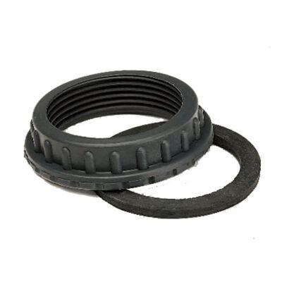 Draadmoer plus ring 0,5 inch