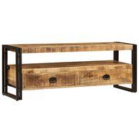 vidaXL Tv-meubel 120x35x45 cm massief mangohout