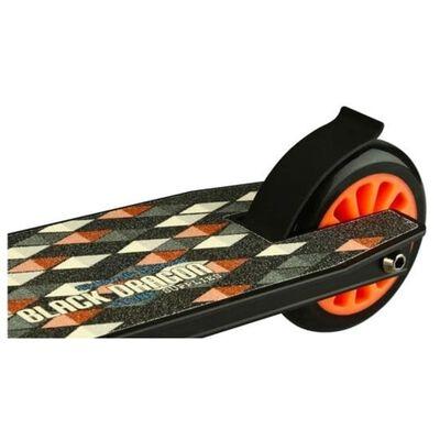 Black Dragon Stuntstep Road Rage zwart en oranje