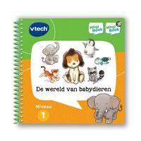 VTech MagiBook de Wereld van Babydieren