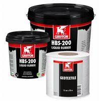 Griffon Liquid Rubber Hbs200 1ltr