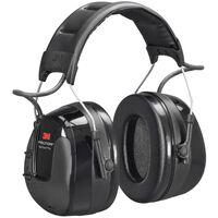 3M Gehoorbescherming met radio Worktunes Pro Peltor zwart 34732