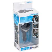 Grundig Sigarettenaansteker Met Bluetoothspeaker 12/24v 2,1a