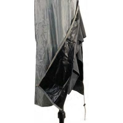Diamond topkwaliteit parasolhoes voor zweefparasol met boog -