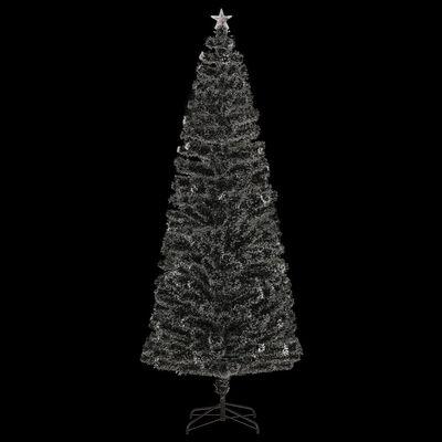 vidaXL Kunstkerstboom met standaard/LED 240 cm 380 takken