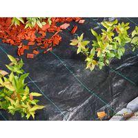 Nature Anti-worteldoek 1x50 m zwart