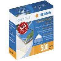HERMA Transparol fotohoeken, inhoud: 500 stuks