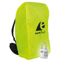 Travelsafe Combihoes rugzak met TSA-slot M geel