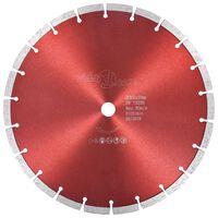 vidaXL Diamantzaagblad 300 mm staal