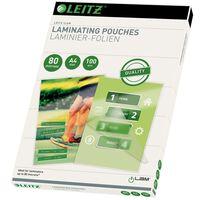 Leitz Lamineerhoezen 100 st 80 micron A4