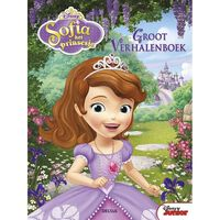 Deltas sprookjesboek Disney - Sofia het prinsesje 28 cm