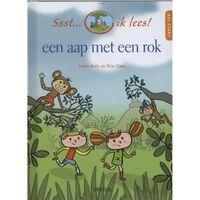 Deltas Ssst... ik lees! Een aap met een rok (AVI start),