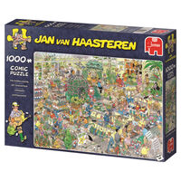 Jumbo legpuzzel Jan van Haasteren Het Tuincentrum 1000 stukjes