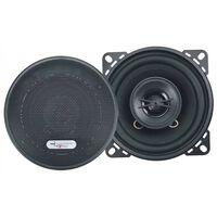 speakerset tweeweg coaxiaal X102 200 Watt zwart