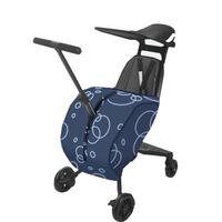 Voetzak Voor Kinderwagen Universeel Wind / Waterdicht Blauw