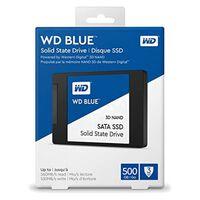 """Hard Drive Western Digital WDS500G2B0A 2.5"""" 500 GB SSD"""