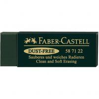 Faber Castell Gum Faber-castell stofvrij groen