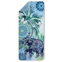HIP Handdoek ISARA 50x100 cm blauw