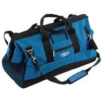 Draper Tools Gereedschapstas aannemer 60 L 63x28x35 cm blauw en zwart