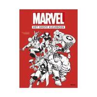 Marvel kleurboek Marvel Het grote kleurboek 34 cm