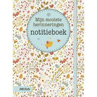 Deltas Paperstore: notitieboek mijn mooiste herinneringen