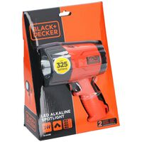 Black & Decker Zaklamp - 375 Lumen
