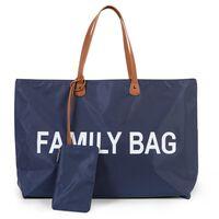 CHILDHOME Luiertas Family Bag marineblauw