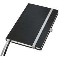 Leitz Notitieboek Style geruit A5 zwart