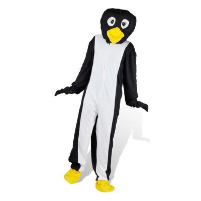 Carnavalspak pinguin XL-XXL