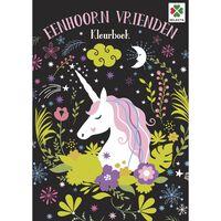 Selecta Eenhoorn Vrienden Kleurboek