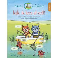 Deltas leren lezen Kijk, ik lees al zelf Avi: start 21 cm