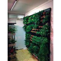 Parus Linear langwerpige kweeklamp led living wall 120 graden 60cm