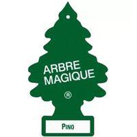 Arbre Magique luchtverfrisser 12 x 7 cm Pine Tree groen
