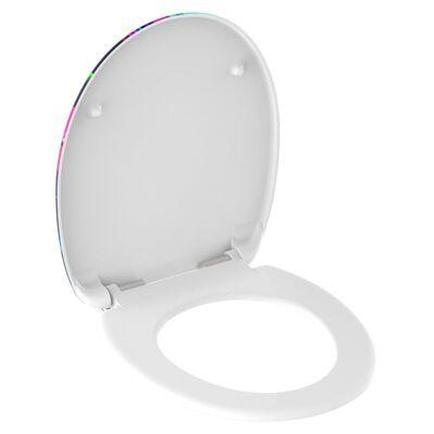SCHÜTTE Toiletbril met soft-close NEON PAINT