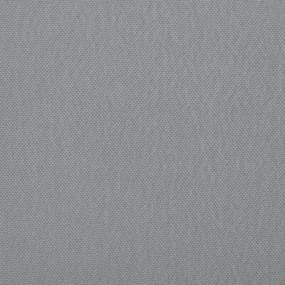 vidaXL Terrasscherm inklapbaar 240x160 cm grijs