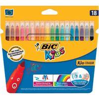 Bic Kids Bic viltstift Kid Couleur 18 stiften