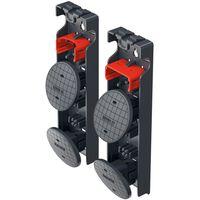 Hailo Ladder vervangende voeten set EasyClix Garden maat L 9948-001