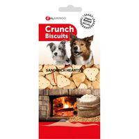Hondensnack Koekjes Crunch Sandwich Hart 500 gr