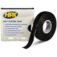Option HPX zelfvulkaniserende tape zwart 19mm x 10m verpakt