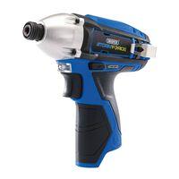 Draper Tools Accuslagmoersleutel zonder accu Storm Force 10,8 V 80 Nm