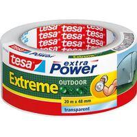 Tesa Extra Power Extreme Outdoor reparatietape transparant 20 m x 4...