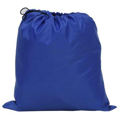 vidaXL Bootzeil 710x304 cm blauw