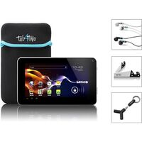 Lenco Tab4two70 Tablet 7 Inch 4gb Zwart/wit