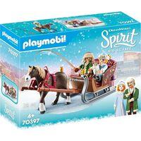 Playmobil 70397 Dreamworks Spirit Winter Sleerit