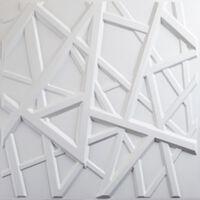 WallArt 24 st 3D-Wandpanelen GA-WA26 Olivia
