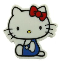 Blueprint Collections gum Hello Kitty wit 4 x 4 cm