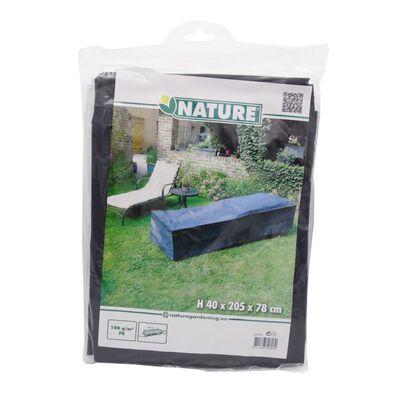 Nature Tuinmeubelhoes voor ligstoelen 205x78x40 cm