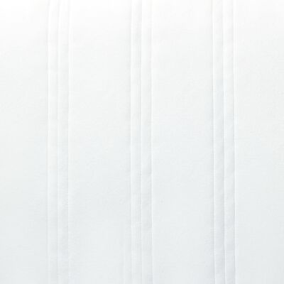 vidaXL Boxspring stof donkergrijs 160x200 cm
